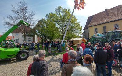 Maibaumfest in Eldagsen