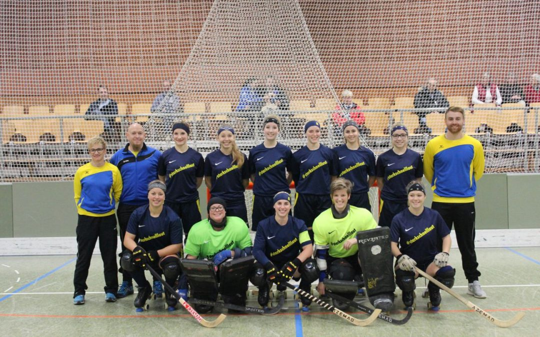 Rollhockey Damen-Final-Four