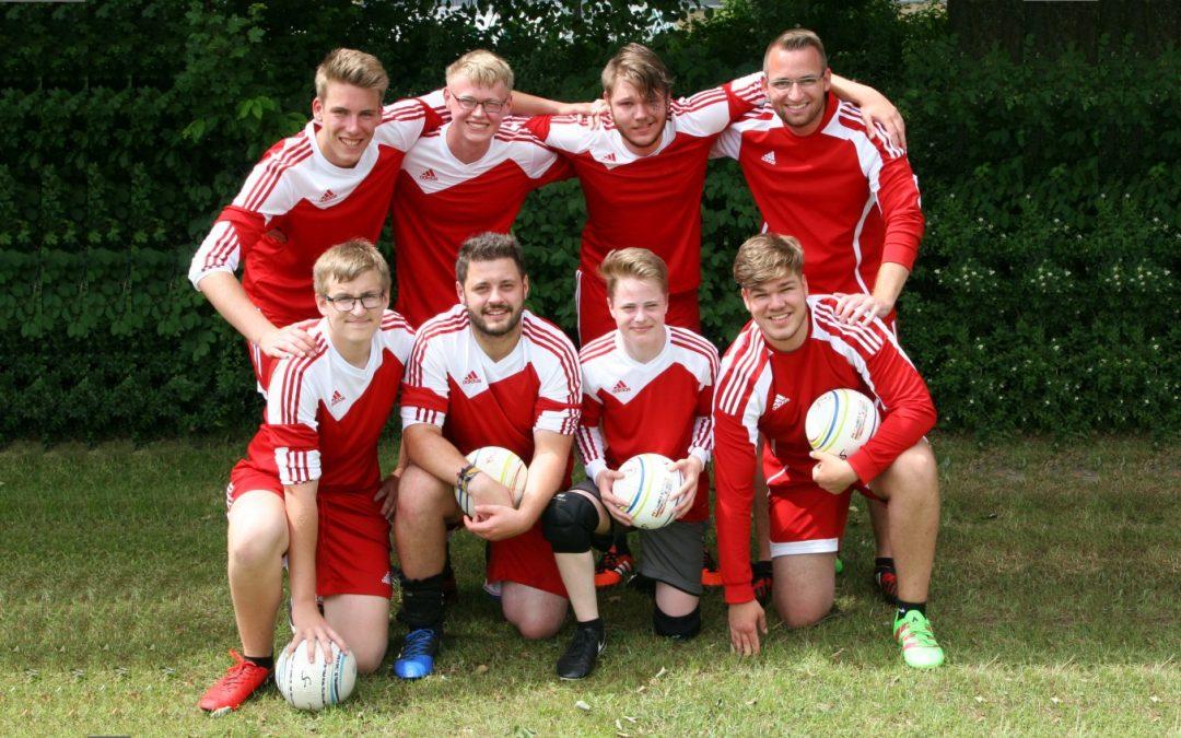 Herren-Team des TSV Eldagsen feiert 5. Rang