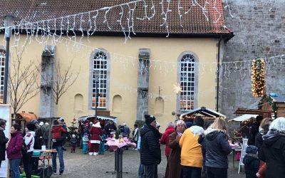 Weihnachtsstimmung zieht in Eldagsen ein