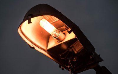 Straßenbeleuchtung fällt teilweise aus