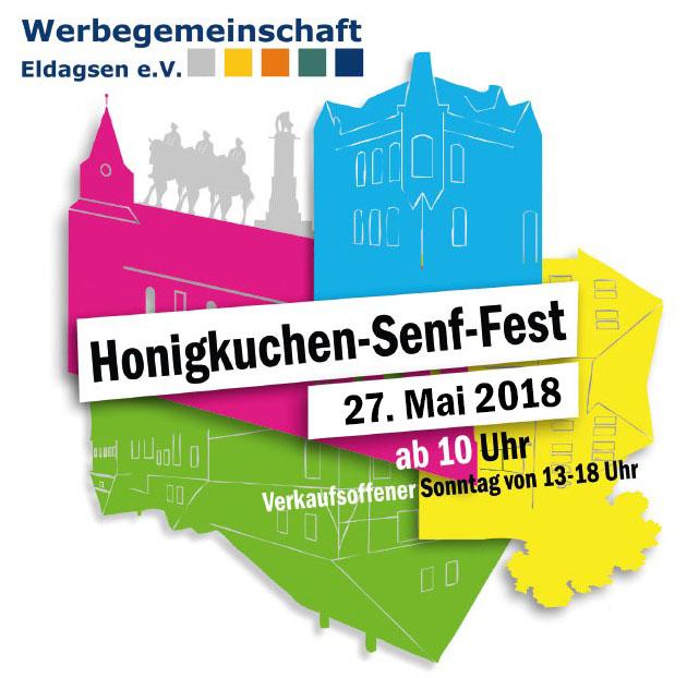 Honigkuchen-Senf-Fest 2018