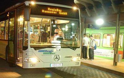 Gestorfer Straße: Bushaltestelle wird verlegt