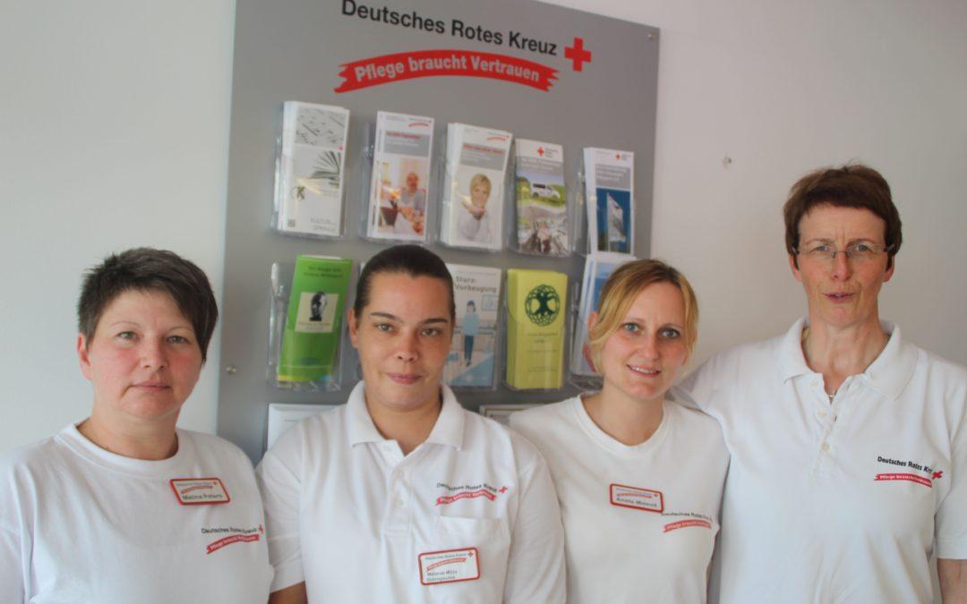 DRK-Stützpunkt sorgt für Nachwuchs in der Pflege