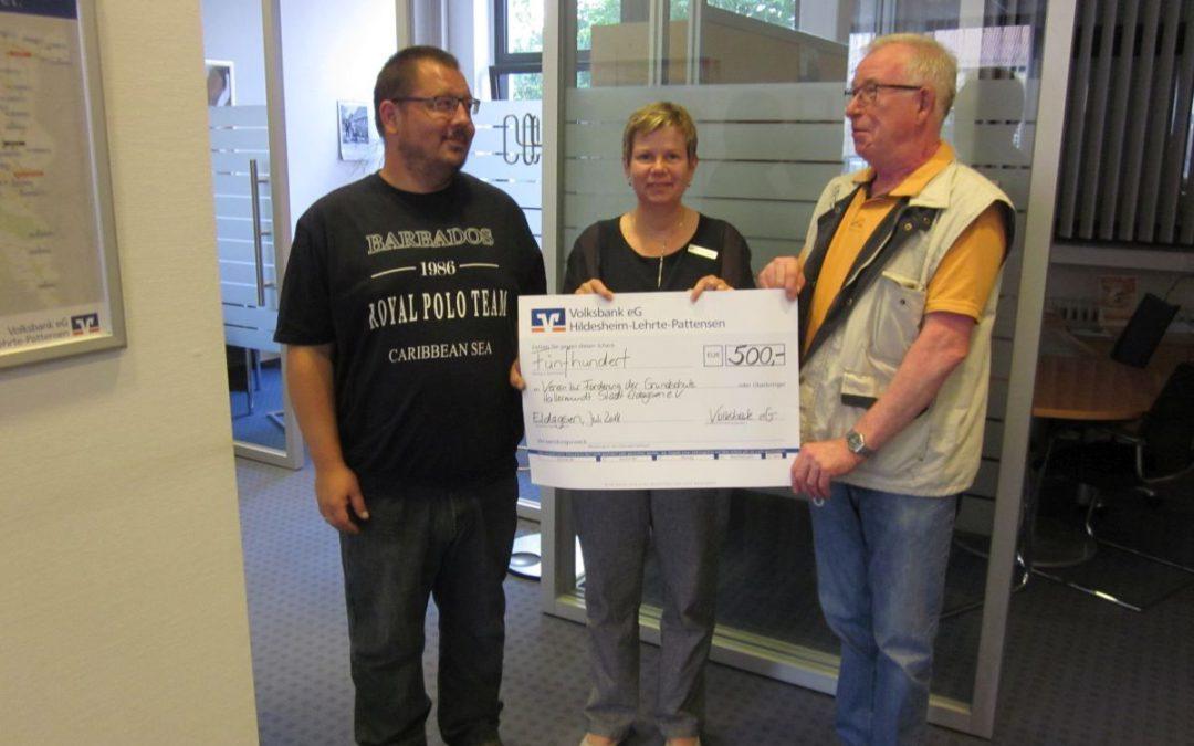 Grundschule Hallermund profitiert vom Honigkuchenfest