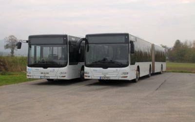 RegioBus schließt Betriebshof in Eldagsen