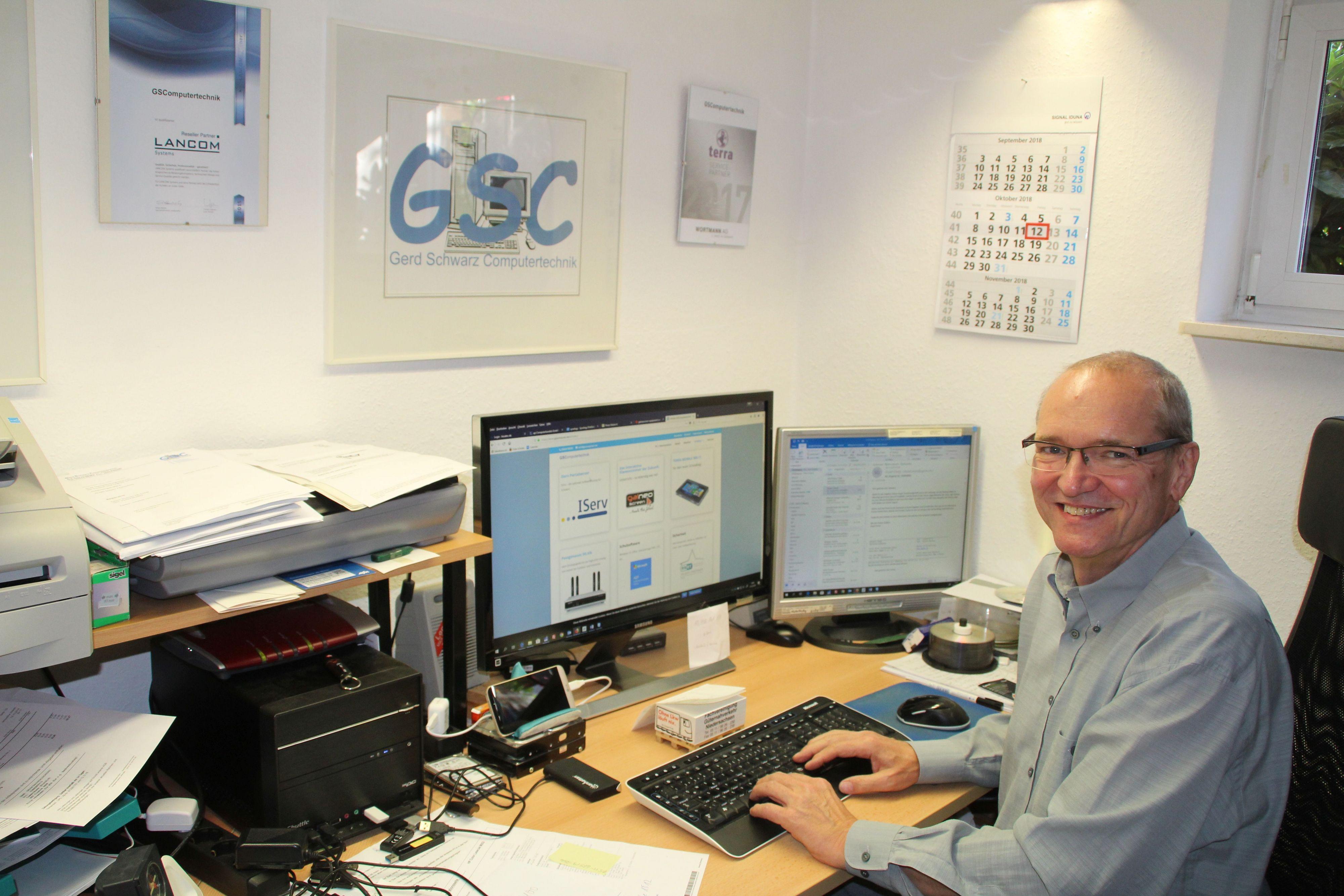 GSComputertechnik – seit 20 Jahren erfolgreich in Eldagsen