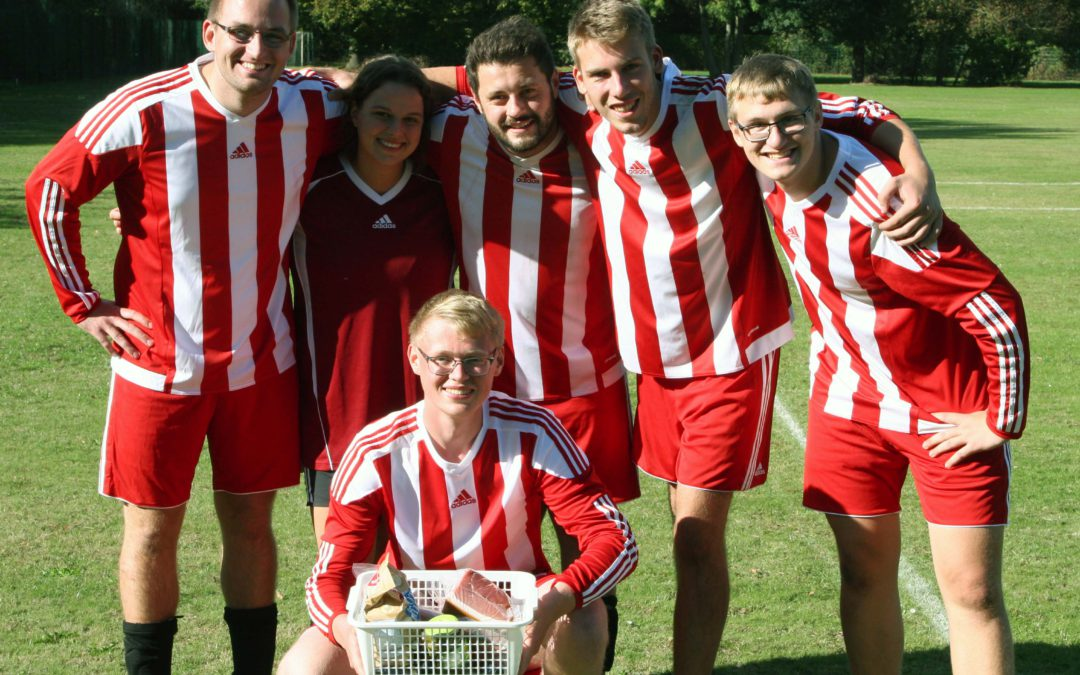 Turniersieg für Eldagser Faustball-Herren