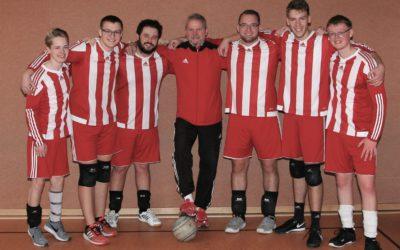 Eldagser Faustball-Herren holen am 3. Spieltag 4-2 Punkte
