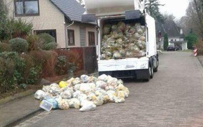 Osterfeiertage: Müllabfuhr verschiebt sich