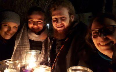 Friedenslicht aus Bethlehem erreicht Völksen, Eldagsen und Springe