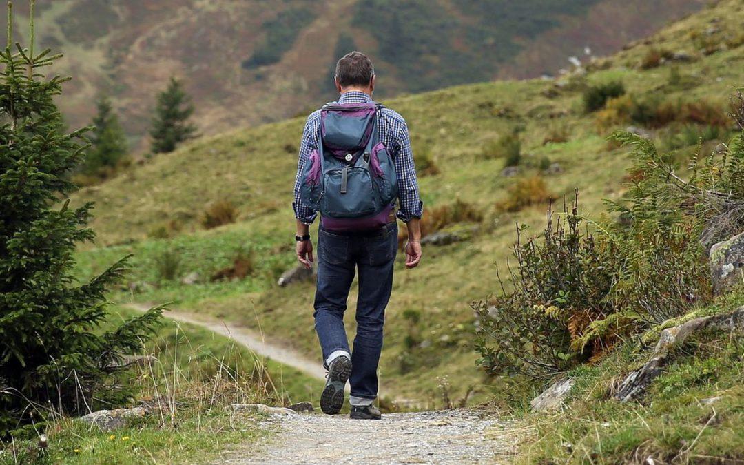 Wandern Symbolfoto Pixabay