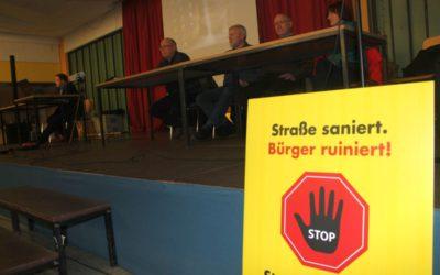Auch in Eldagsen wächst der Widerstand gegen die wkB