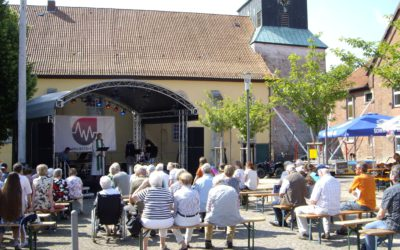 Honigkuchen-Senf-Fest in Eldagsen