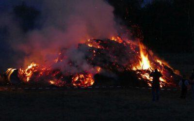 Landesregierung untersagt Osterfeuer