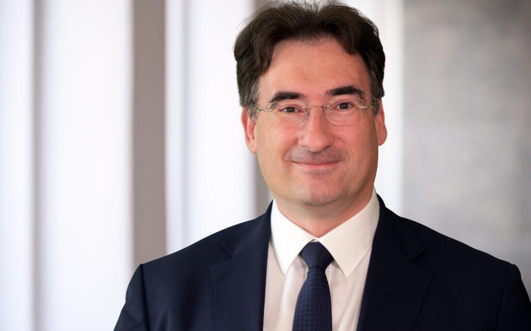 Vorsitzender der CDU-Fraktion Region Hannover Bernward Schlossarek