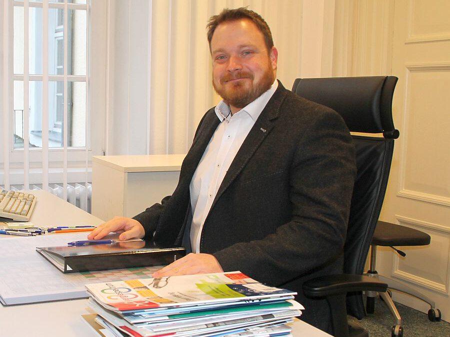 Bürgermeister Christian Springfeld