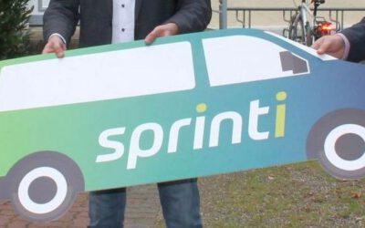 Sprinti: erster Testmonat erfolgreich angelaufen