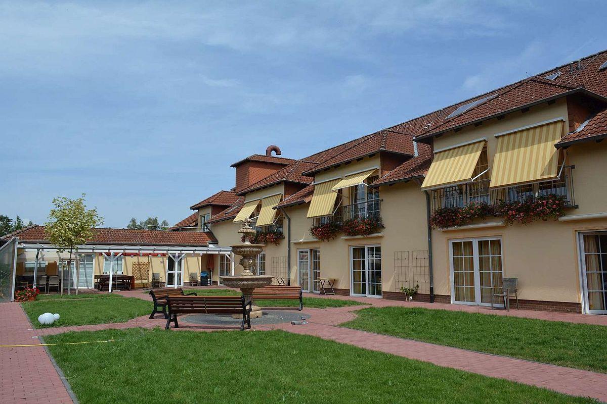 Senioren- und Pflegeheim Wülfingen – Mitten im Leben bleiben